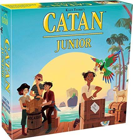 Catan Junior Board Game for Kids