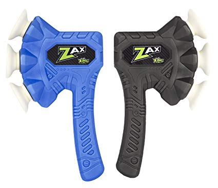 Zax - Axe Throwing At Home