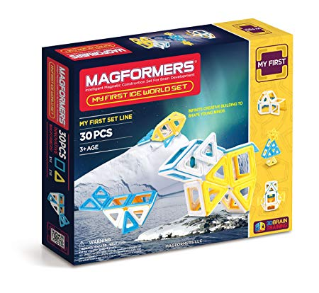 Magformers My First Ice World (30-pieces)