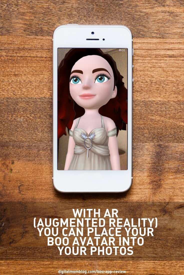 app to create ar video and emojis