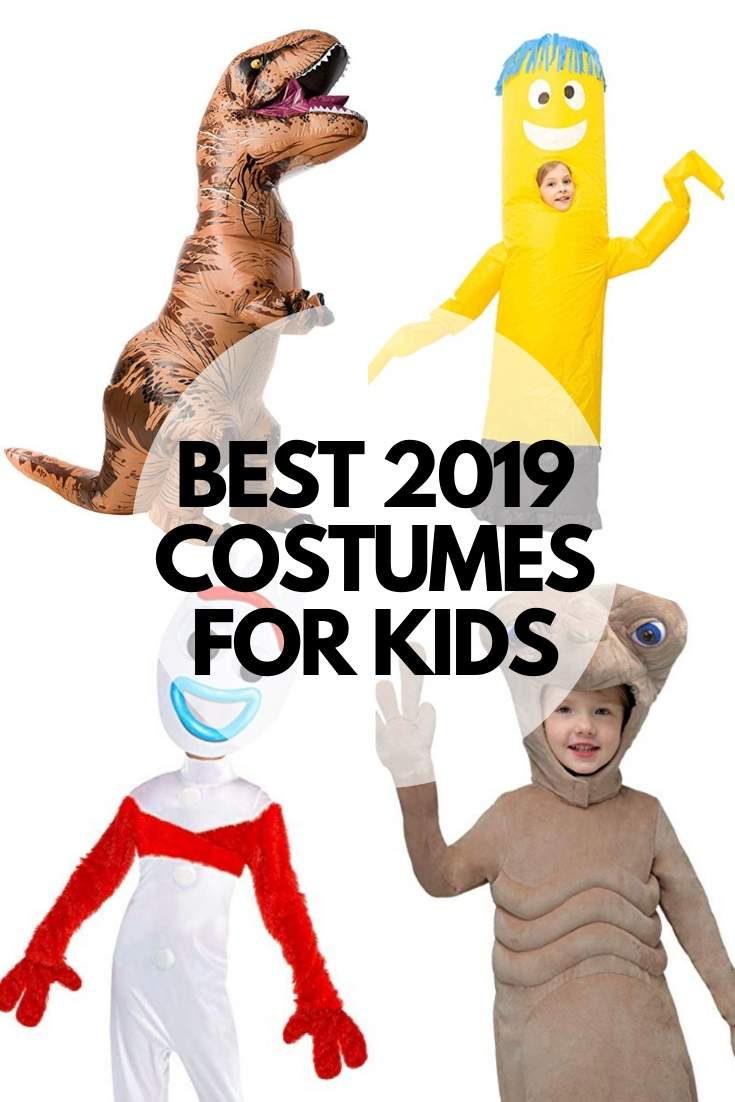 best costumes for kids