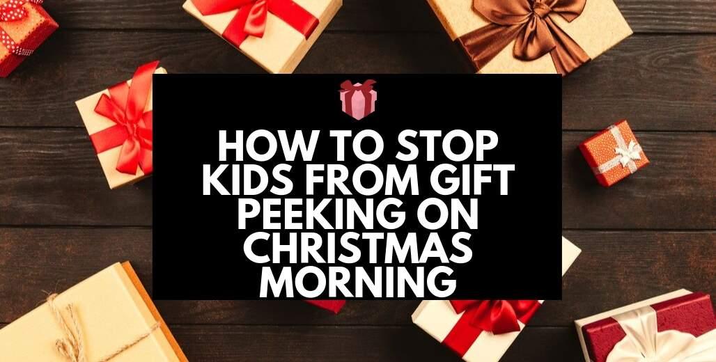 christmas gifts christmas morning