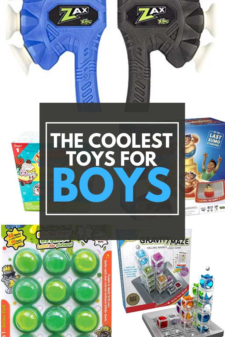 cool toys for boys - boys gift guide 2019
