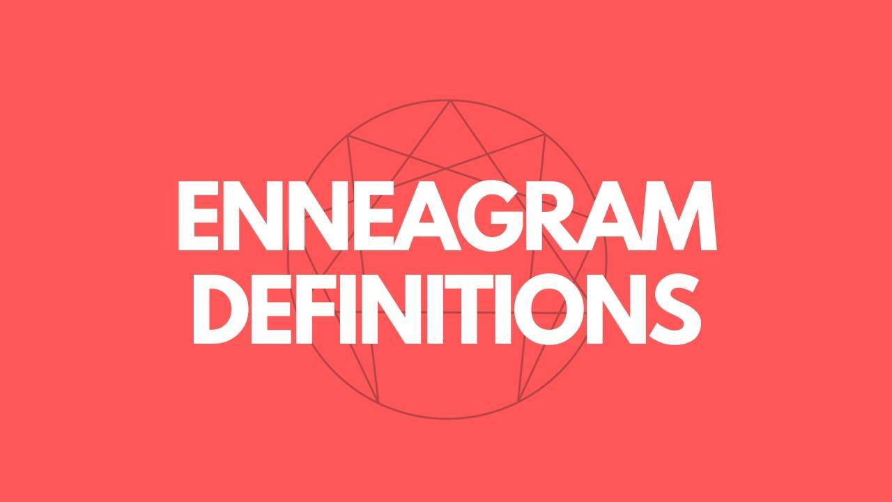 enneagram definitions