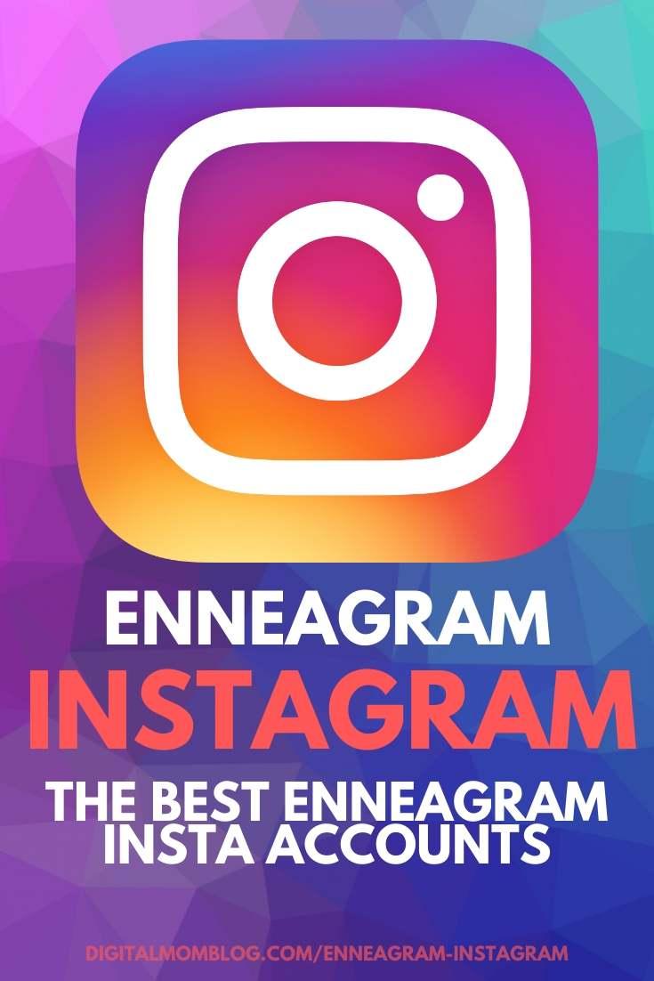 enneagram instagram follow