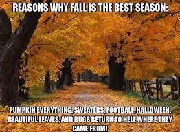 fall meme best season - autumn memes