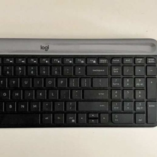 Digital Mom Reviews Logitech MK470 Slim Wireless Keyboard and Mouse Combo