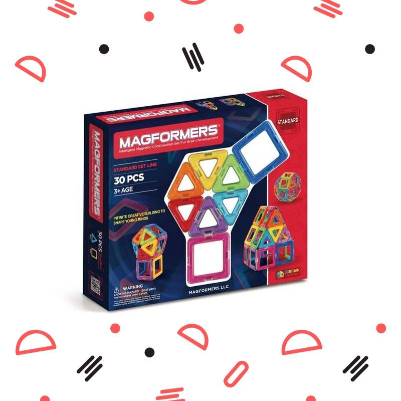 magformer magnetic blocks