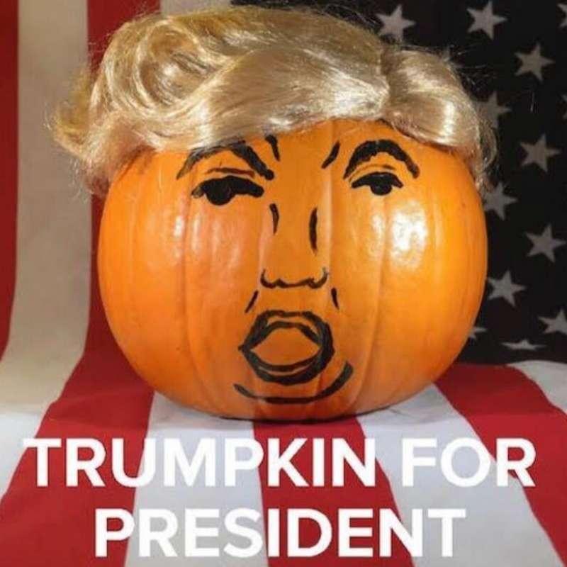 trumpkin for president