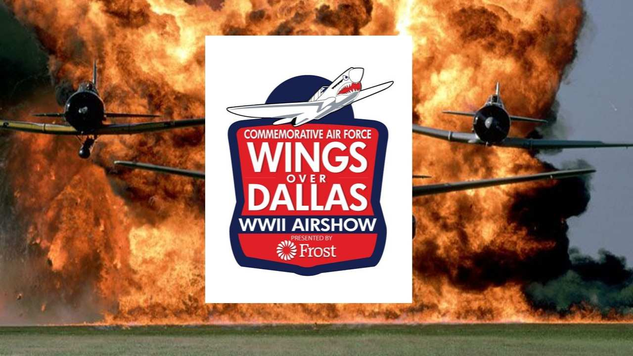 wings over dallas air show