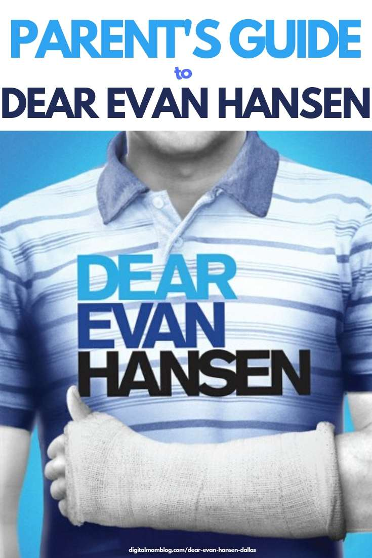 dear evan hansen dallas