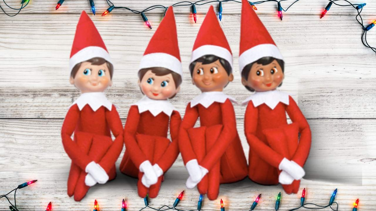 elf on the shelf ideas for the entire season