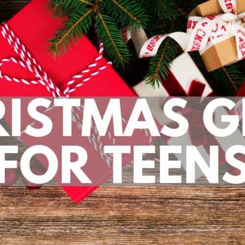 Christmas Gifts for Teens – 2019 Best Teen Gift Ideas