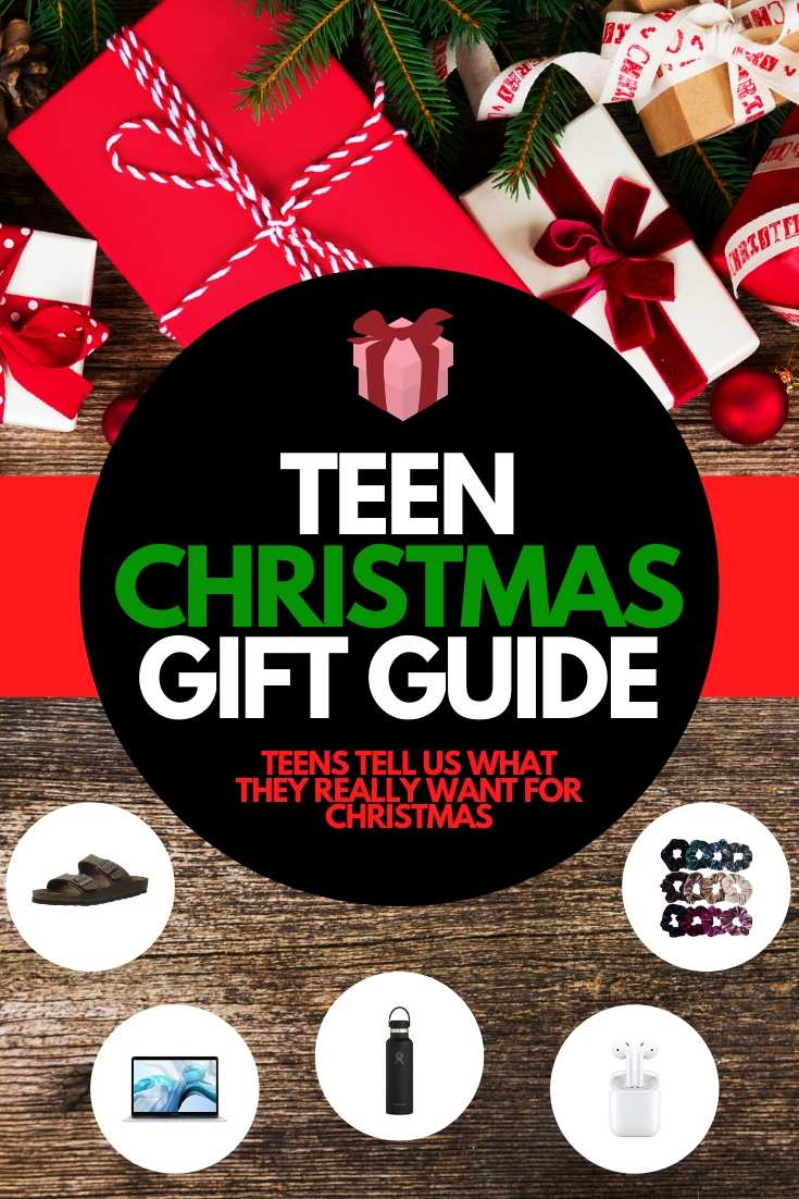 teen christmas gifts guide