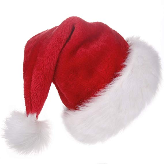 santa hat for christmas drinking game