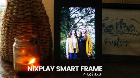 Nixplay Wifi Photo Frame – The Gift That Keeps Giving