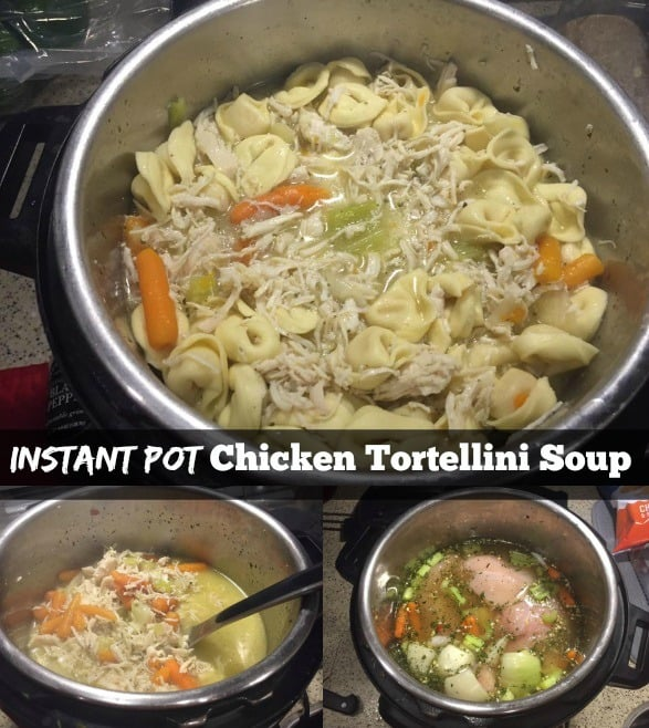- Instant Pot