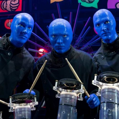 Take Your Kids to See Blue Man Group in Dallas
