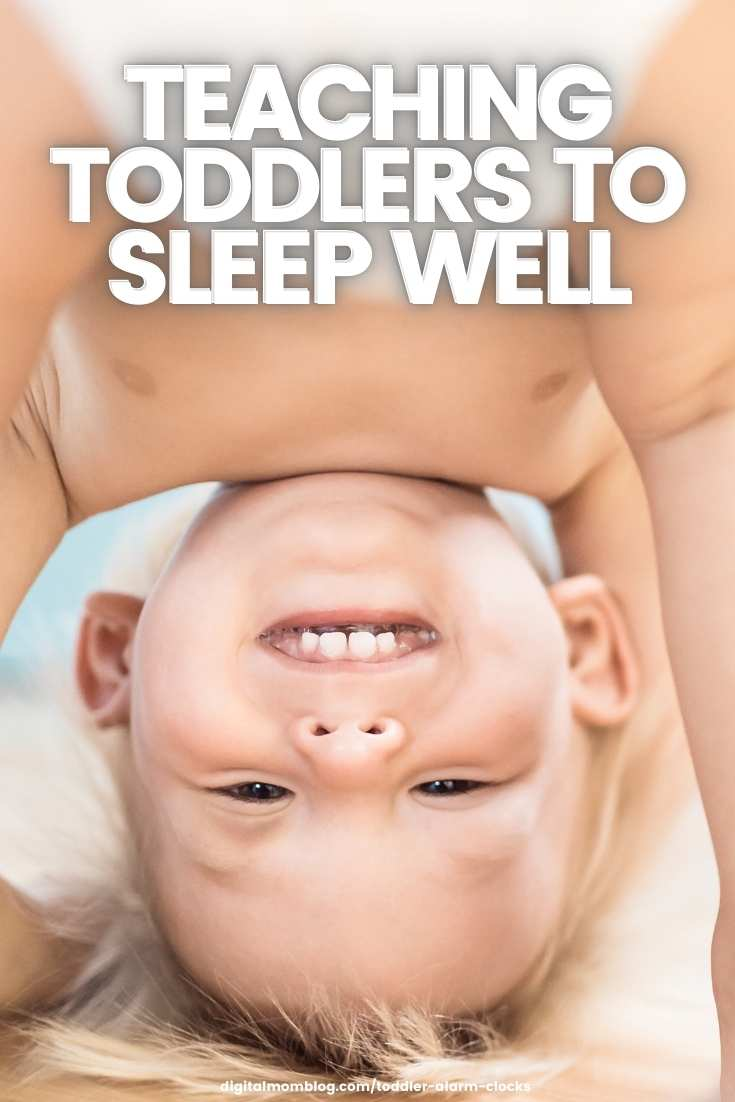 getting toddlers to sleep