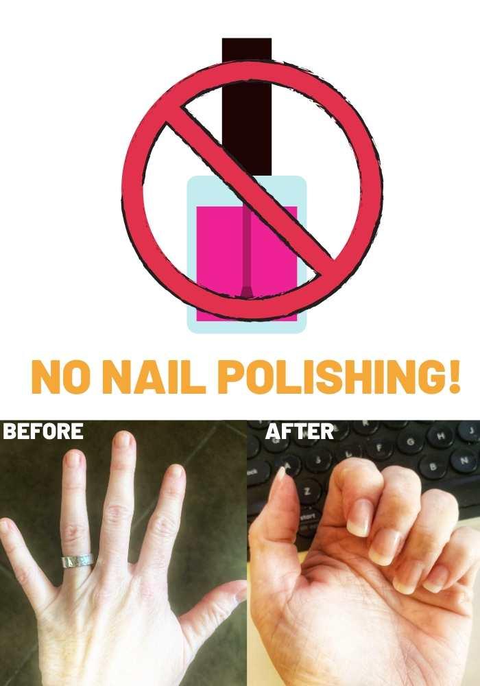 no more nail salon