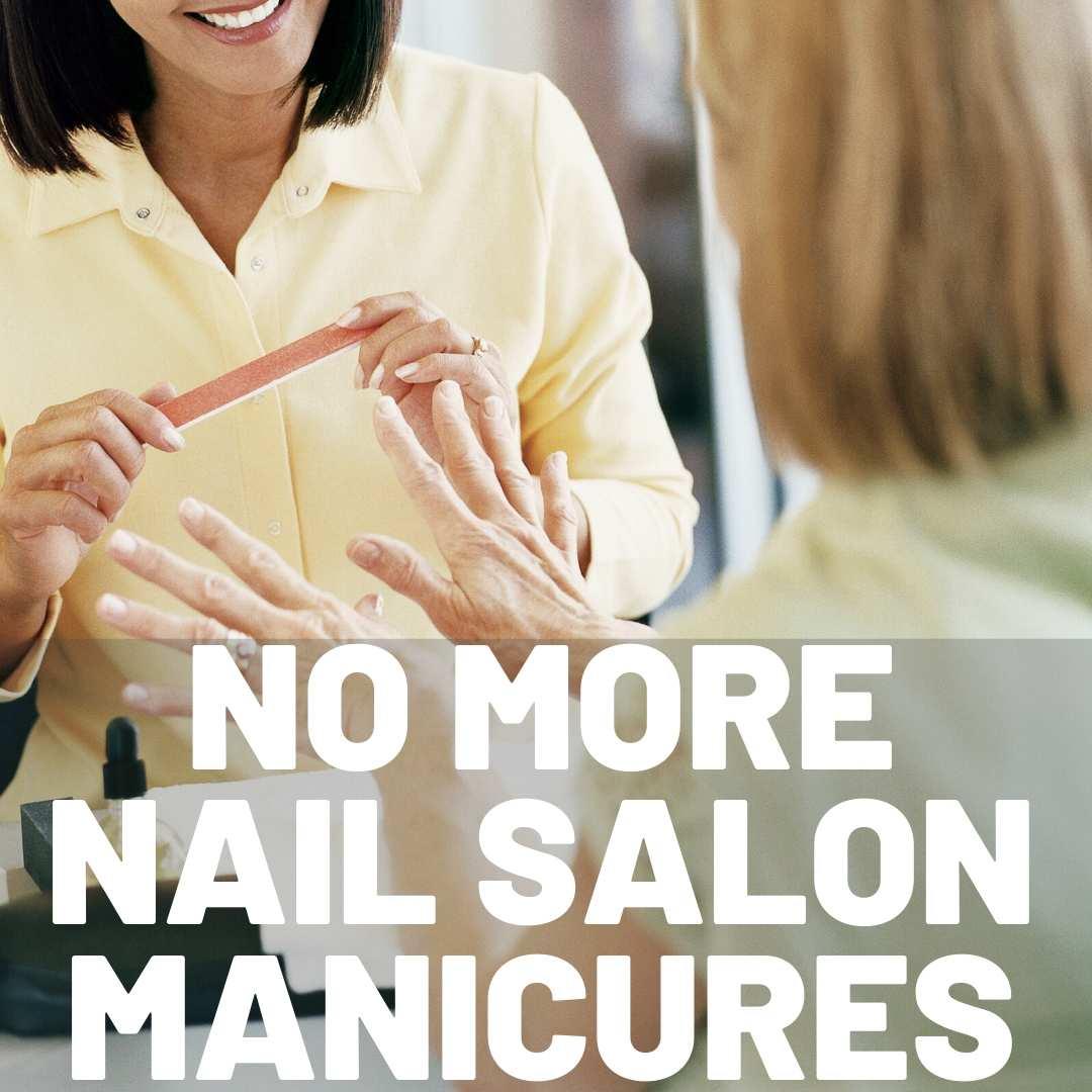 no more nail salons