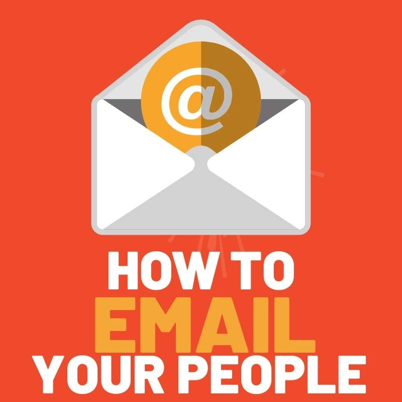 how to email - email marketing made easy blogging resource