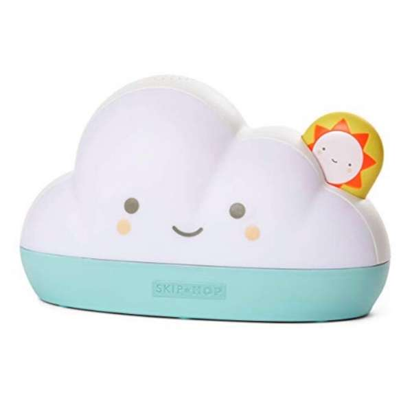 Skip Hop Dream & Shine Sleep Trainer Alarm Clock for Toddlers