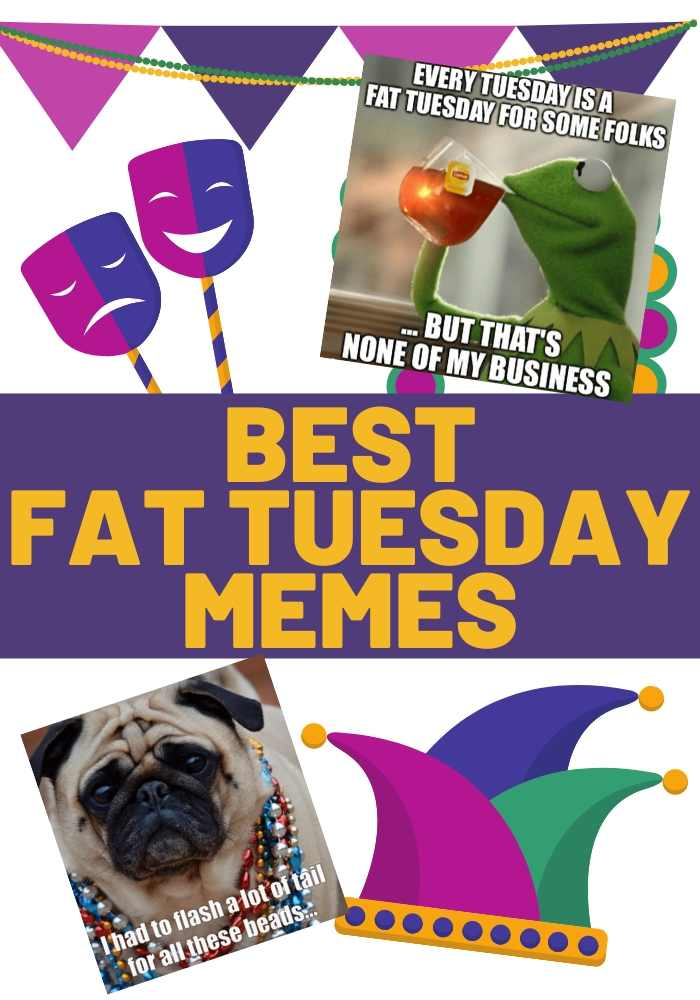best fat tuesday memes