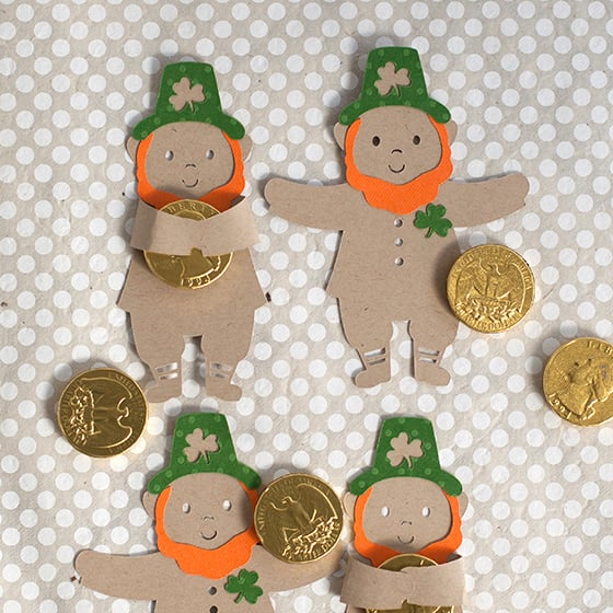| 13 Adorable St. Patrick's Day Crafts