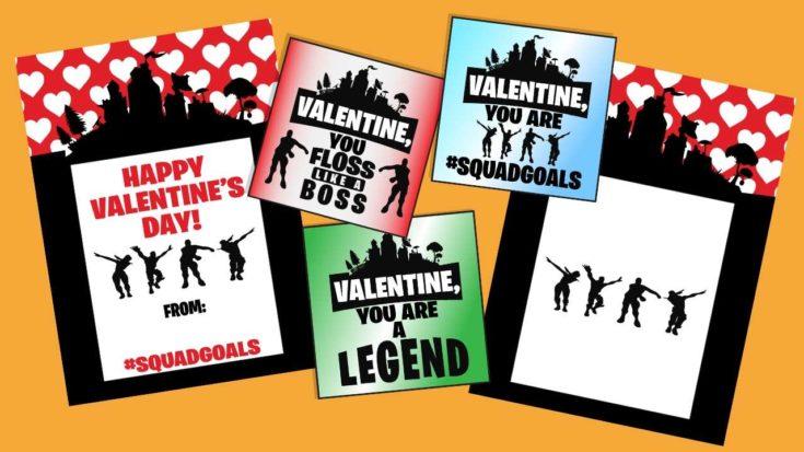 | Fortnite Valentine Box Ideas