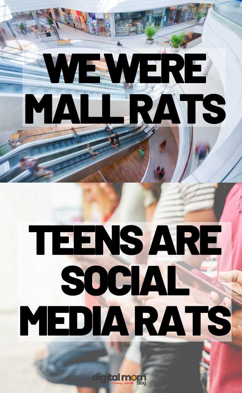 mall rats social media rats