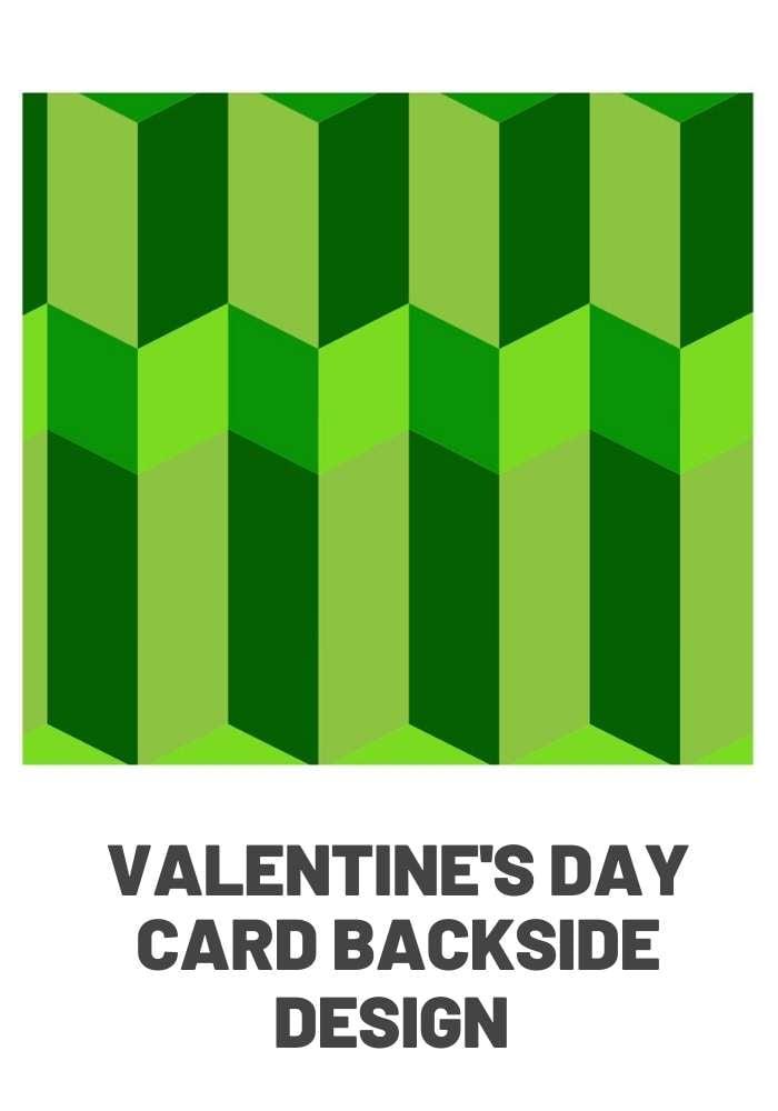 roblox valentine backside design