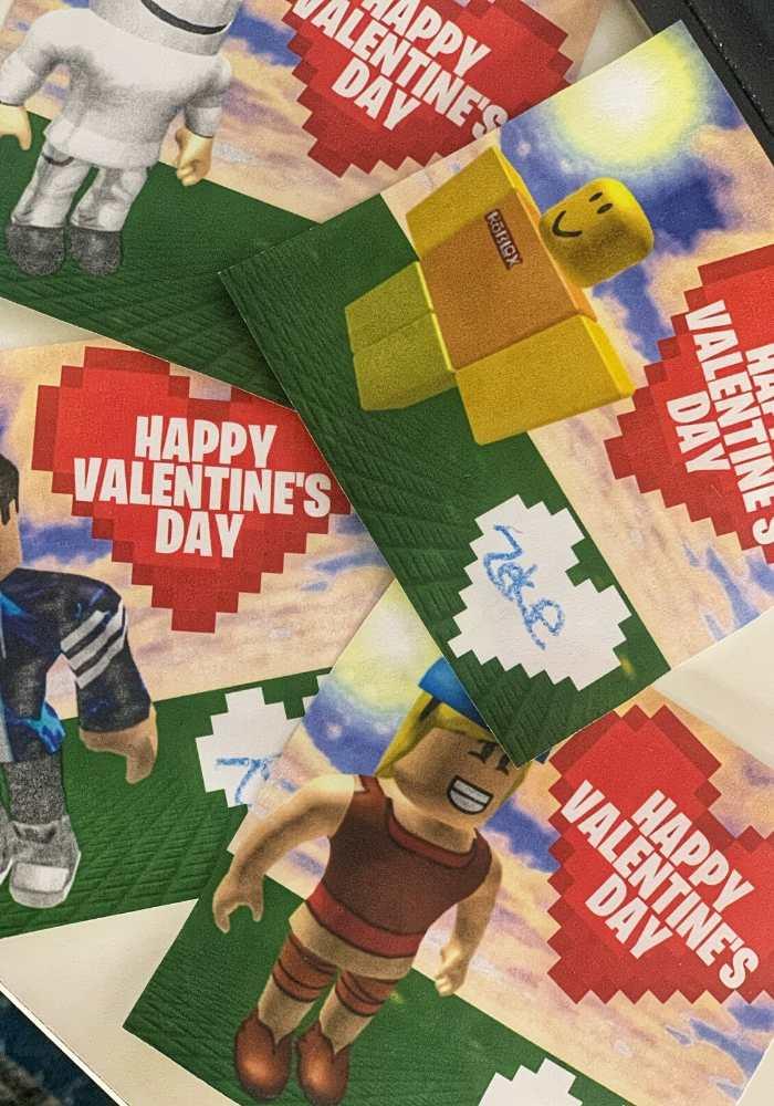 roblox valentines