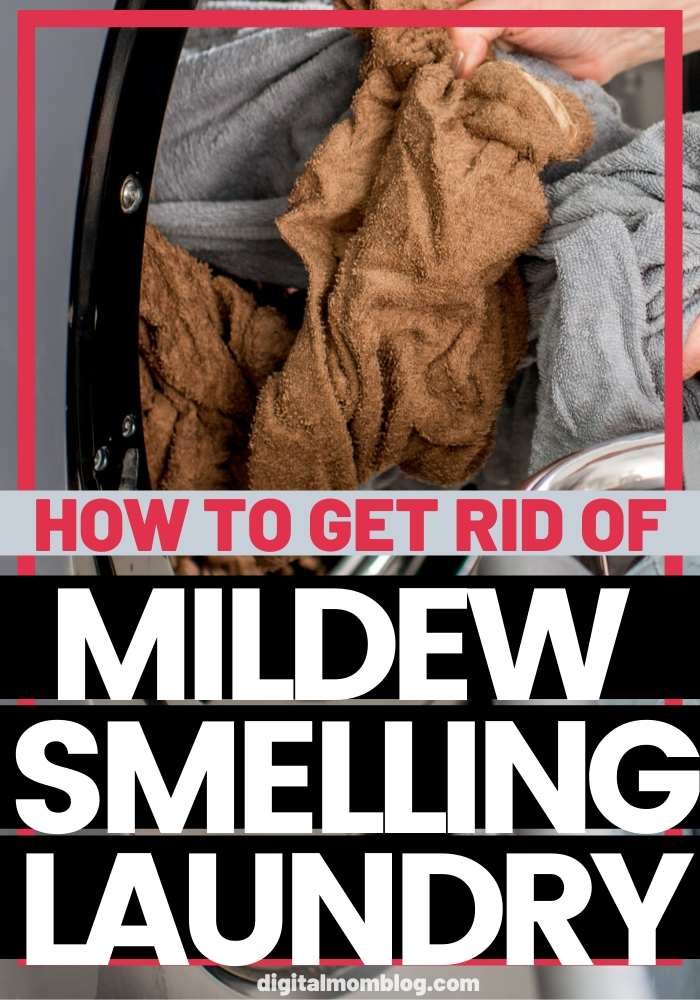 Remove Mildew Smell From Clothes