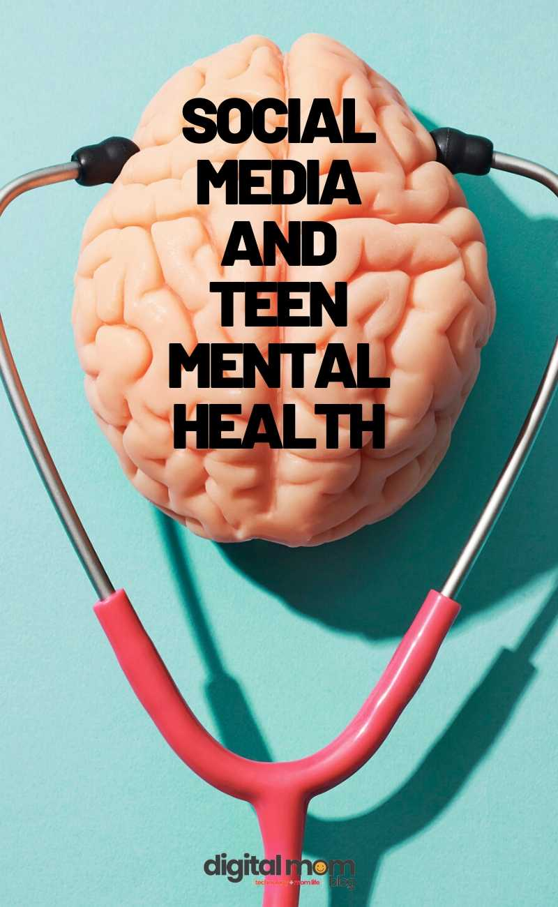 social media teen mental health