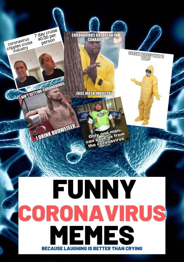 CORONAVIRUS memes funny