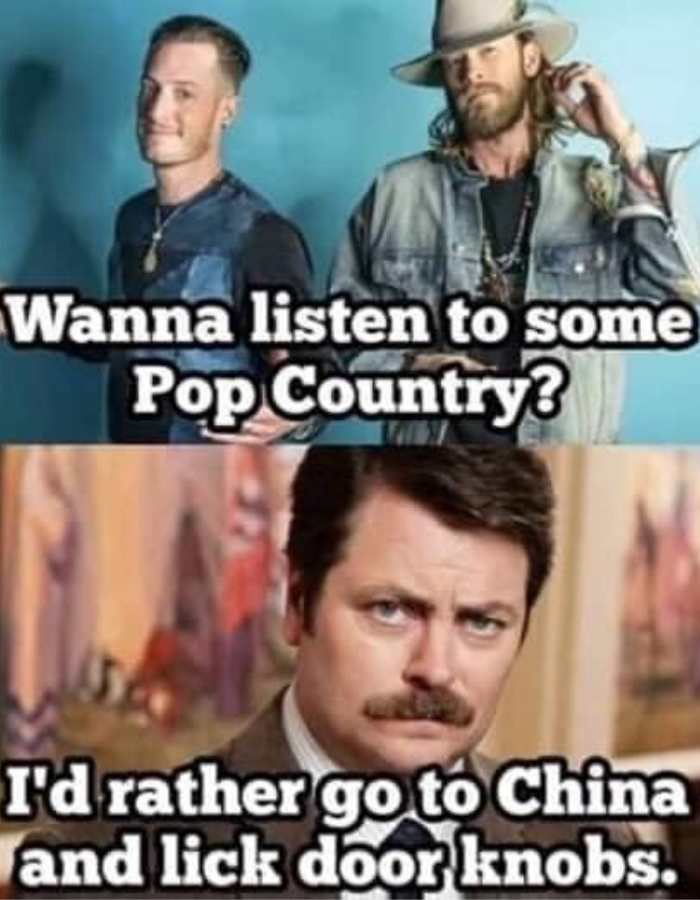 country pop meme