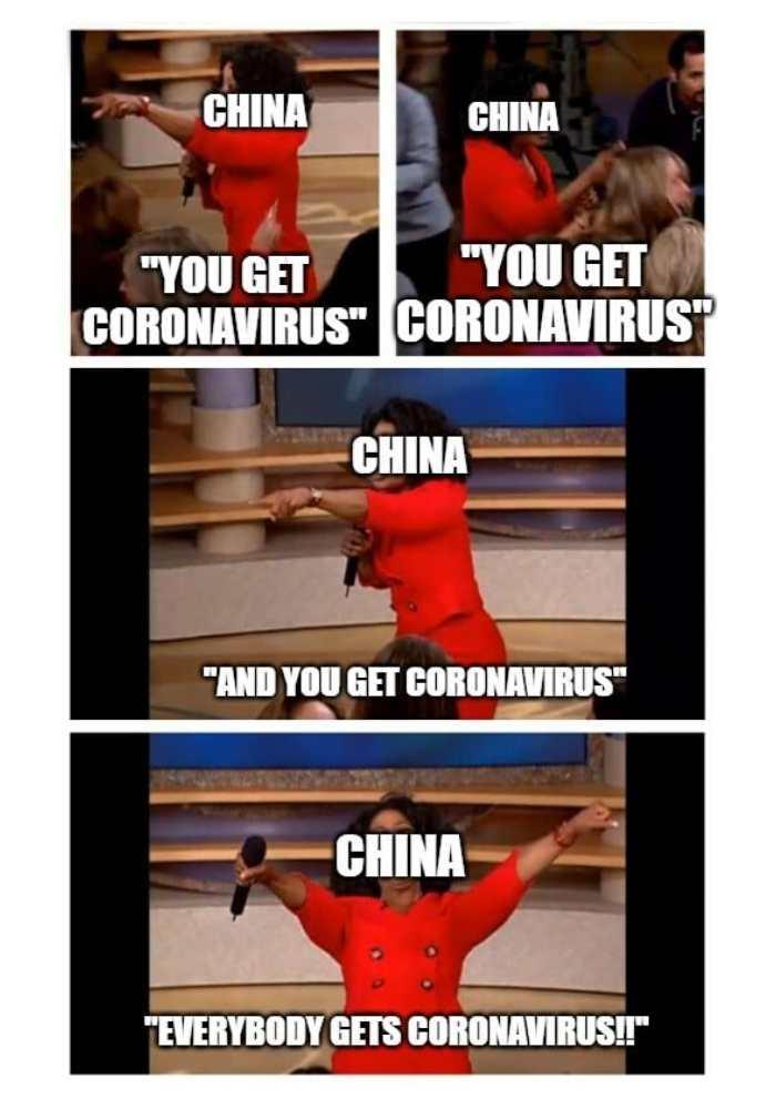 oprah coronavirus meme