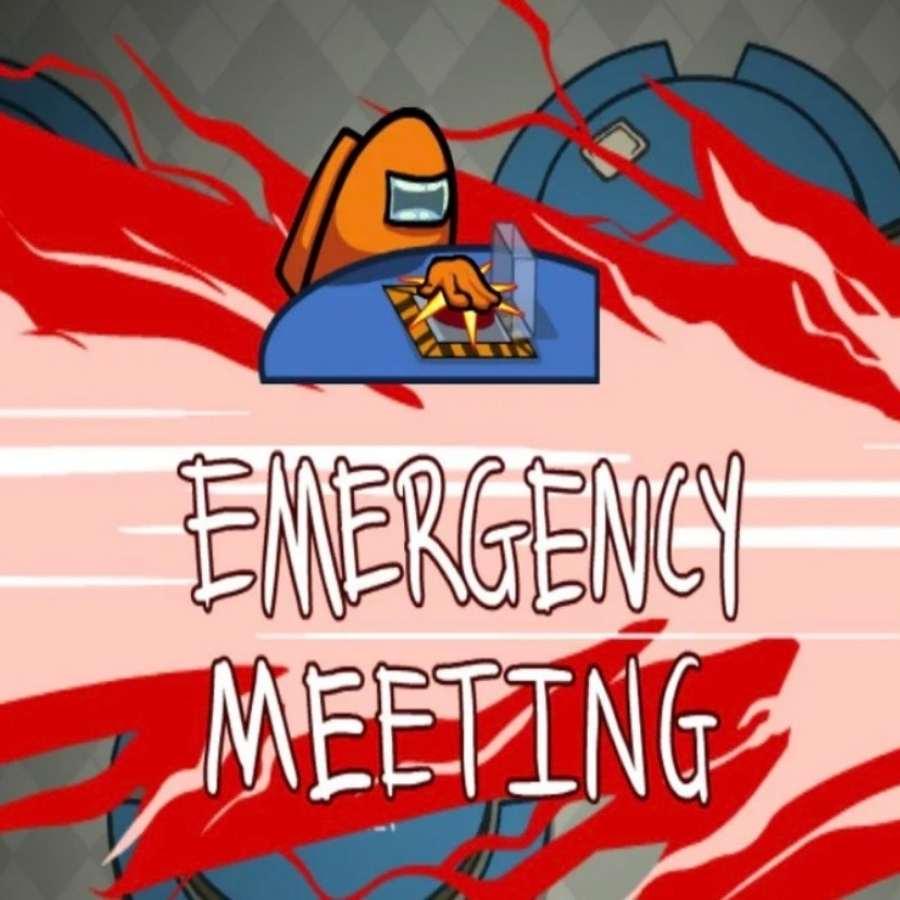 among us emergency meeting
