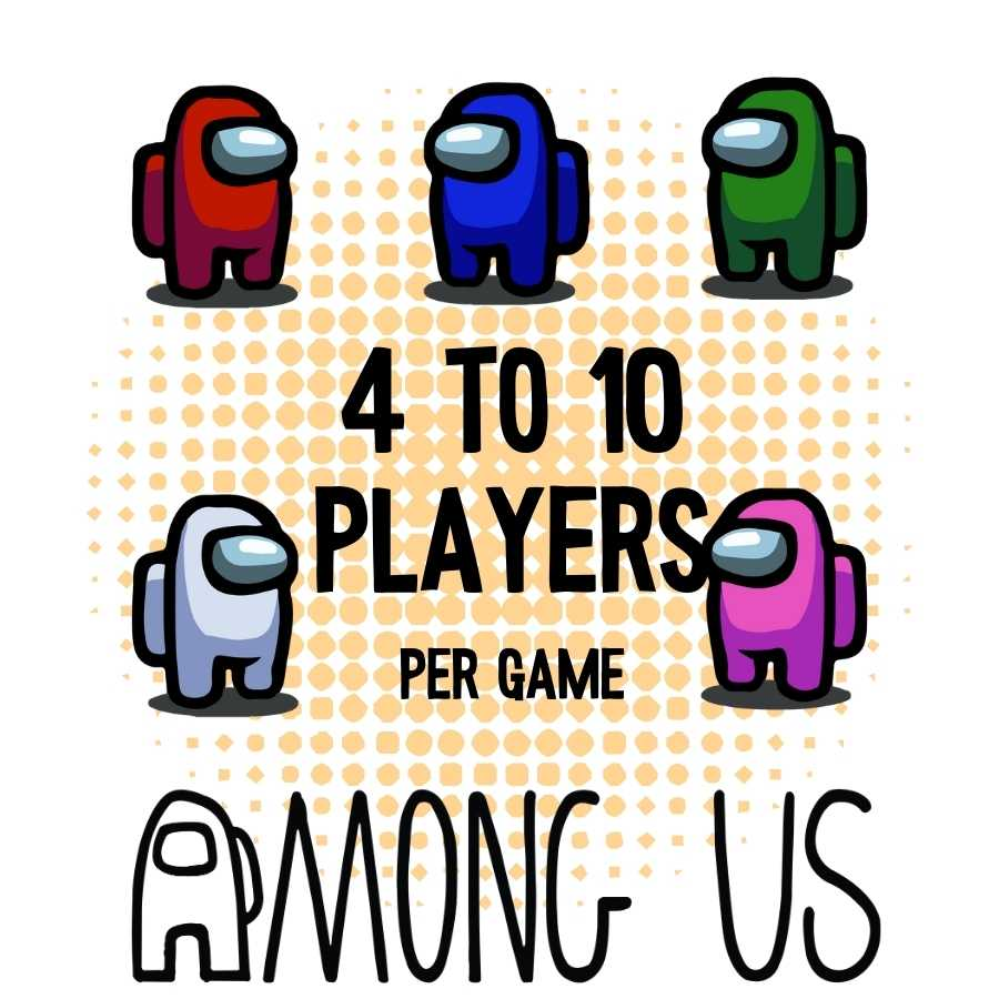How Many Players per Among Us Game