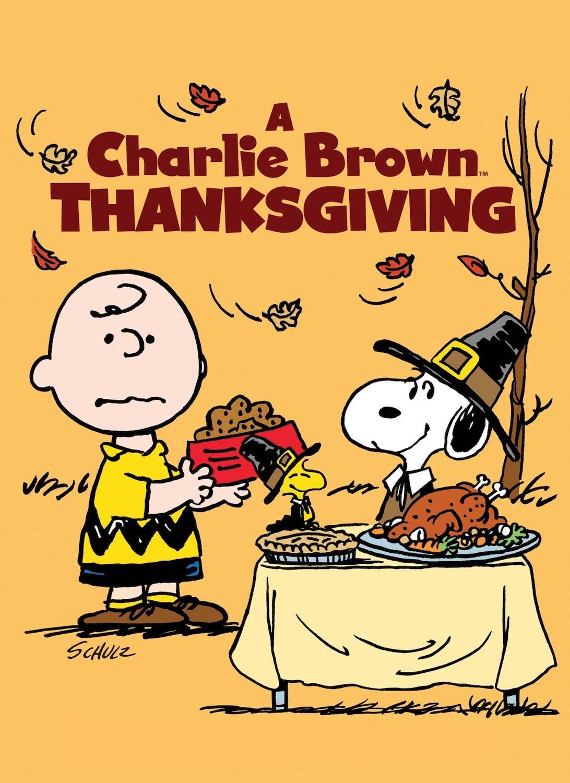 a charlie brown thanksgiving meme