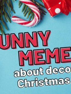 Premature Christmas Humor