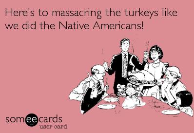 killing turkeys