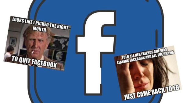 15+ Quitting Facebook Memes for People Leaving FB
