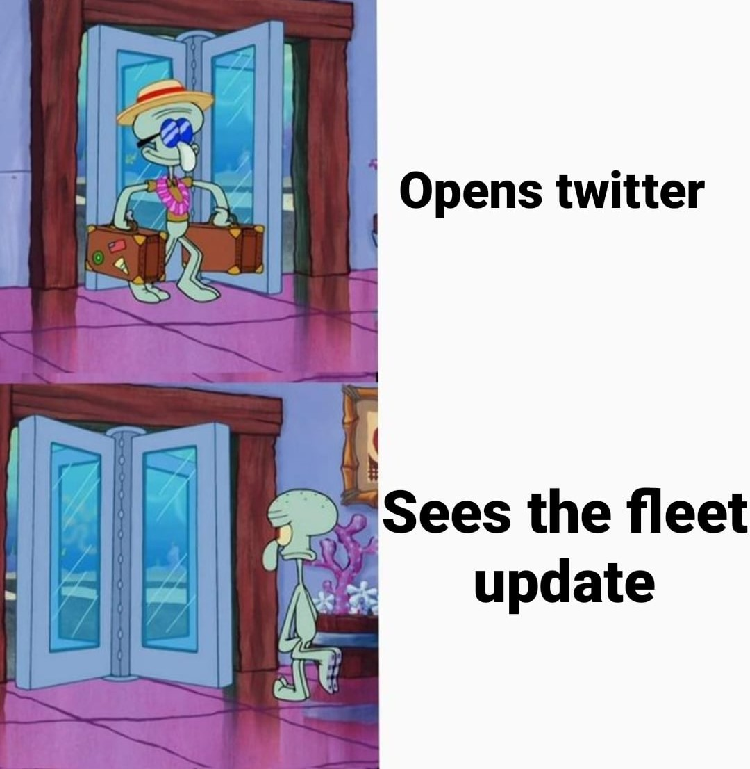 leaves twitter fleets meme