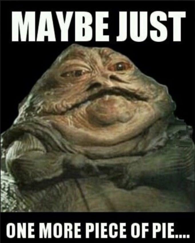 Star Wars Meme about Thanksgiving