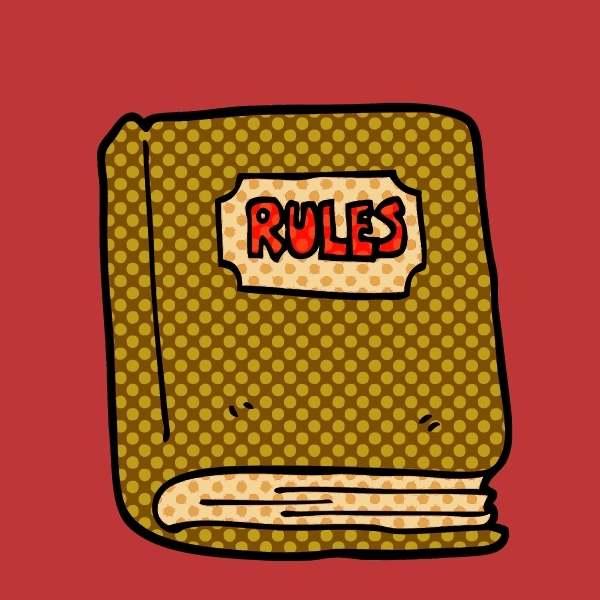 parler rules