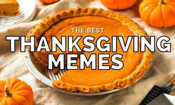 20+ Funny Thanksgiving Memes for 2020