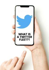 To Tweet or Fleet? Let's Talk Twitter Fleets, The Newest Feature in the Twittersphere
