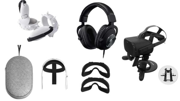 Must Have Oculus Quest Accessories (for both Quest 1 and Quest 2)